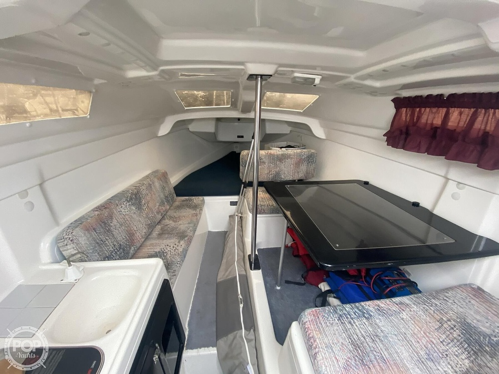 1999 Macgregor boat for sale, model of the boat is 26X & Image # 30 of 41