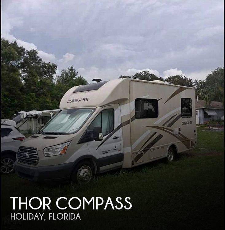 2017 Thor Motor Coach Thor Motor Coach Compass