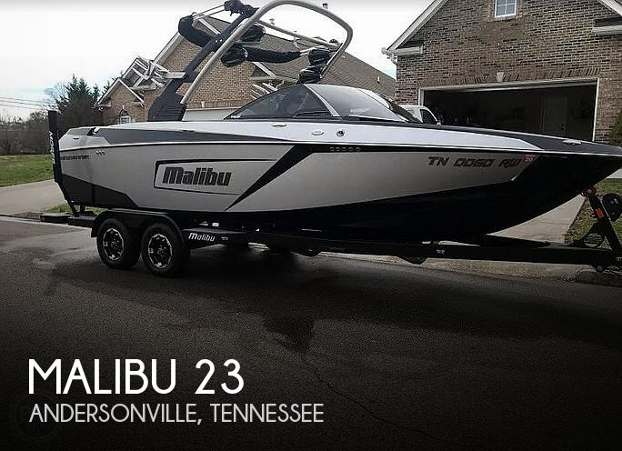 Used Boats For Sale in Knoxville, Tennessee by owner | 2018 Malibu 23