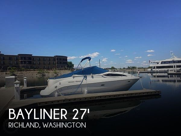 Used Boats For Sale in Kennewick, Washington by owner | 2005 Bayliner 275