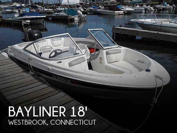 2012 BAYLINER 180 CAPRI BR for sale