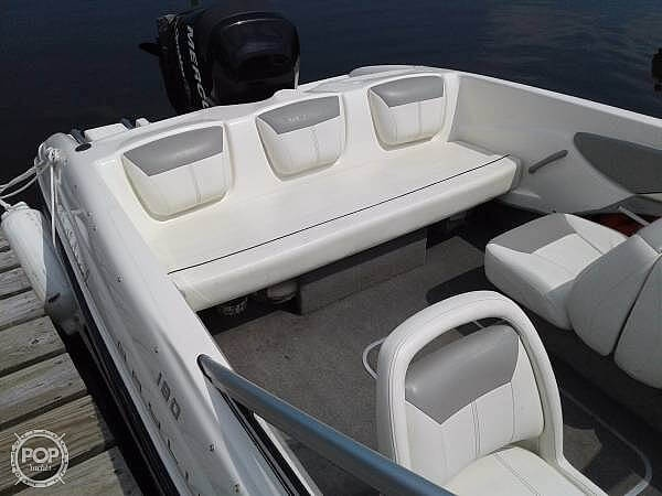 2012 Bayliner boat for sale, model of the boat is 180 Capri BR & Image # 4 of 27