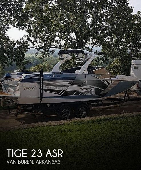 Used Boats For Sale in Fayetteville, Arkansas by owner | 2015 Tige 23