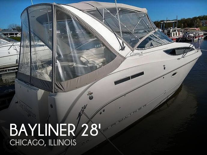 Used Bayliner Boats For Sale in Illinois by owner | 2000 Bayliner 30