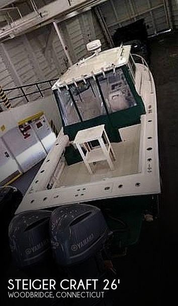 Used Steiger Craft Boats For Sale by owner | 2012 Steiger Craft 26