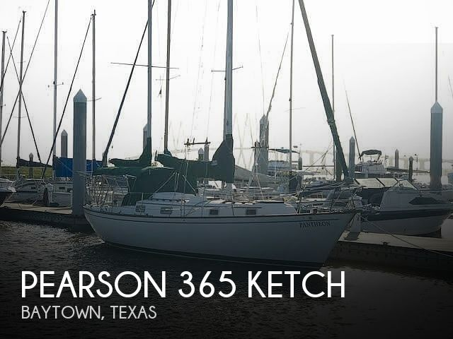 Used Sailboats For Sale in Texas by owner | 1982 Pearson 365 Ketch