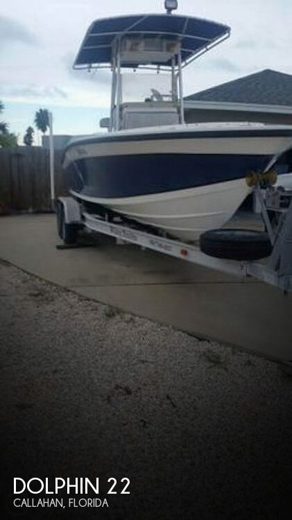 Used Dolphin Boats For Sale by owner | 2003 Dolphin 22