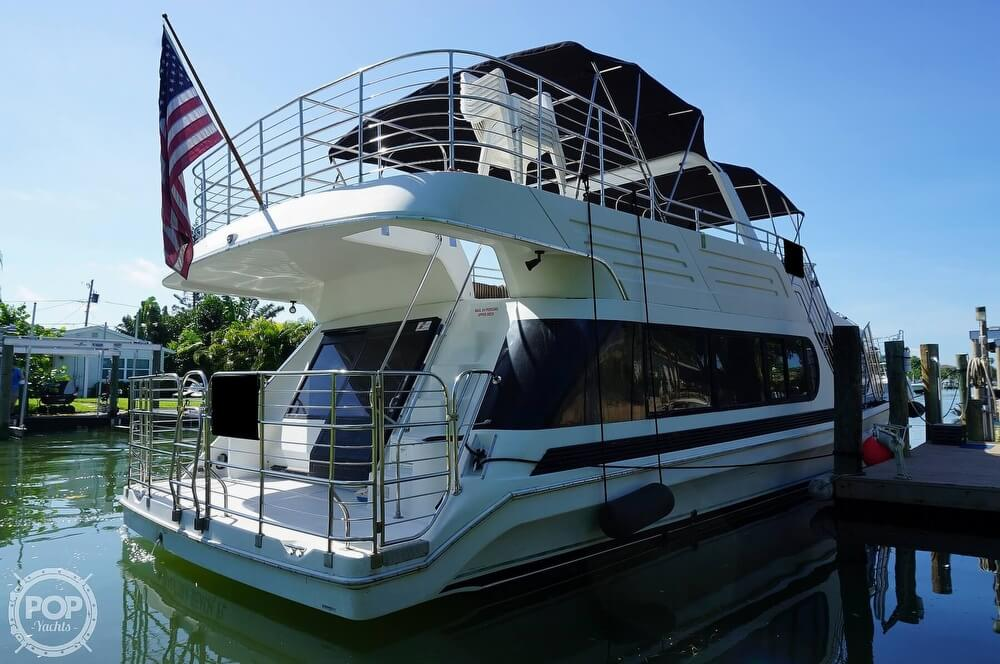 1992 Blue Water boat for sale, model of the boat is 55 & Image # 2 of 40