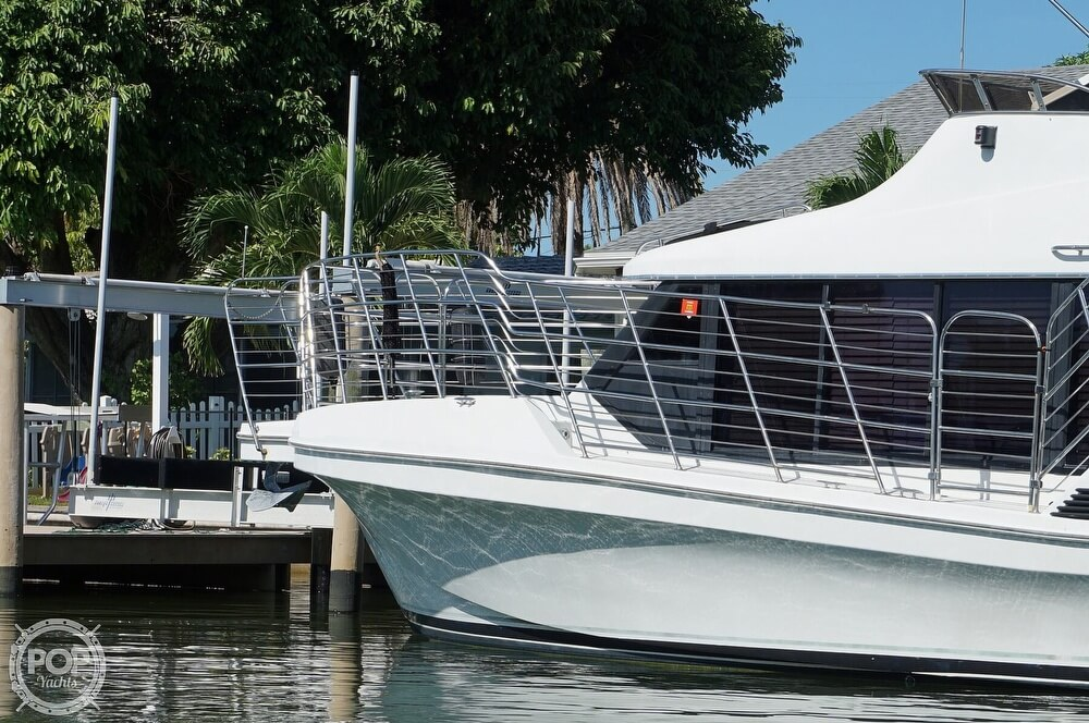 1992 Blue Water boat for sale, model of the boat is 55 & Image # 8 of 40