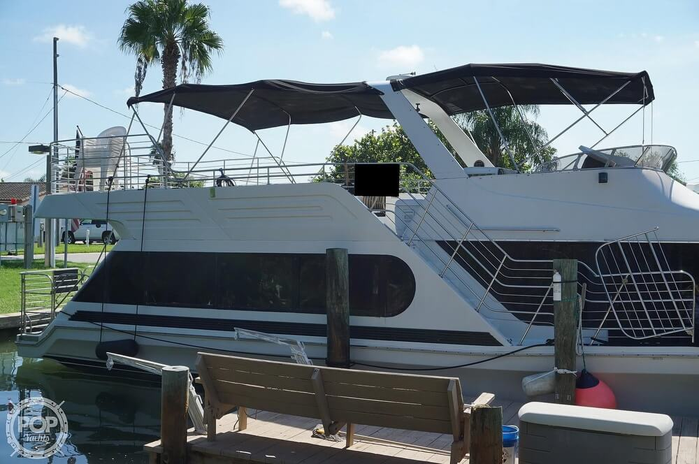 1992 Blue Water boat for sale, model of the boat is 55 & Image # 12 of 40