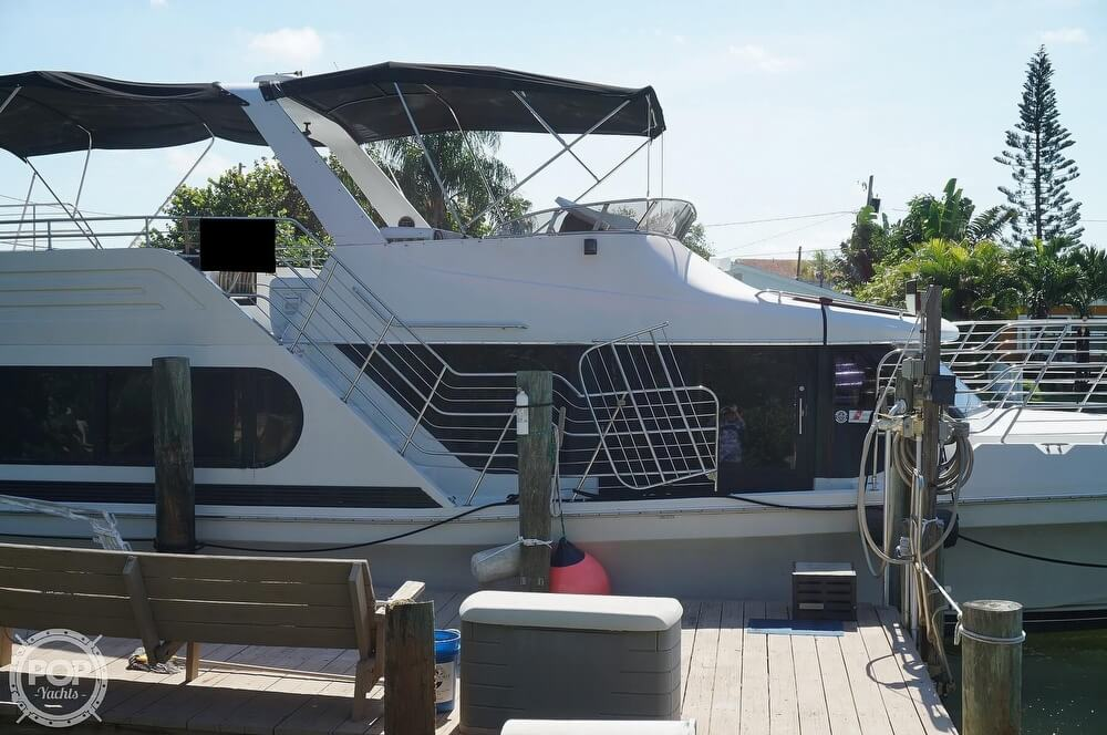 1992 Blue Water boat for sale, model of the boat is 55 & Image # 13 of 40