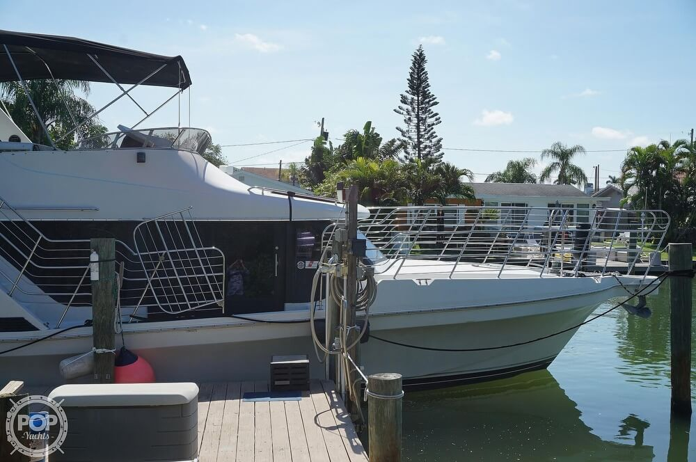 1992 Blue Water boat for sale, model of the boat is 55 & Image # 14 of 40