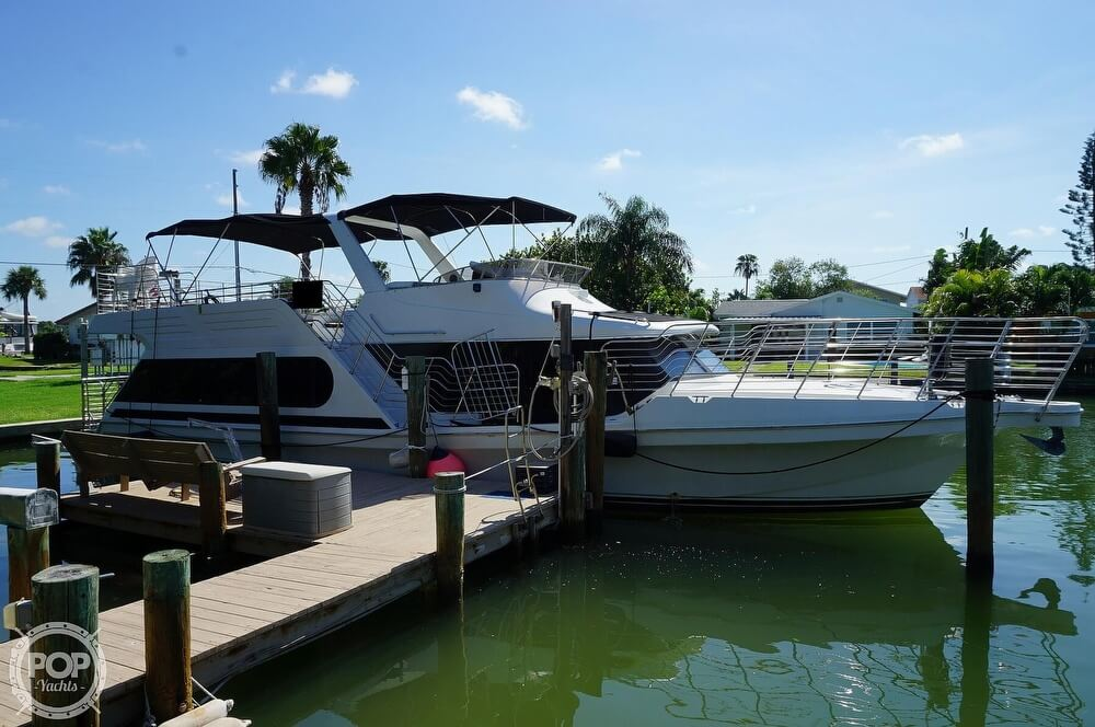 1992 Blue Water boat for sale, model of the boat is 55 & Image # 15 of 40