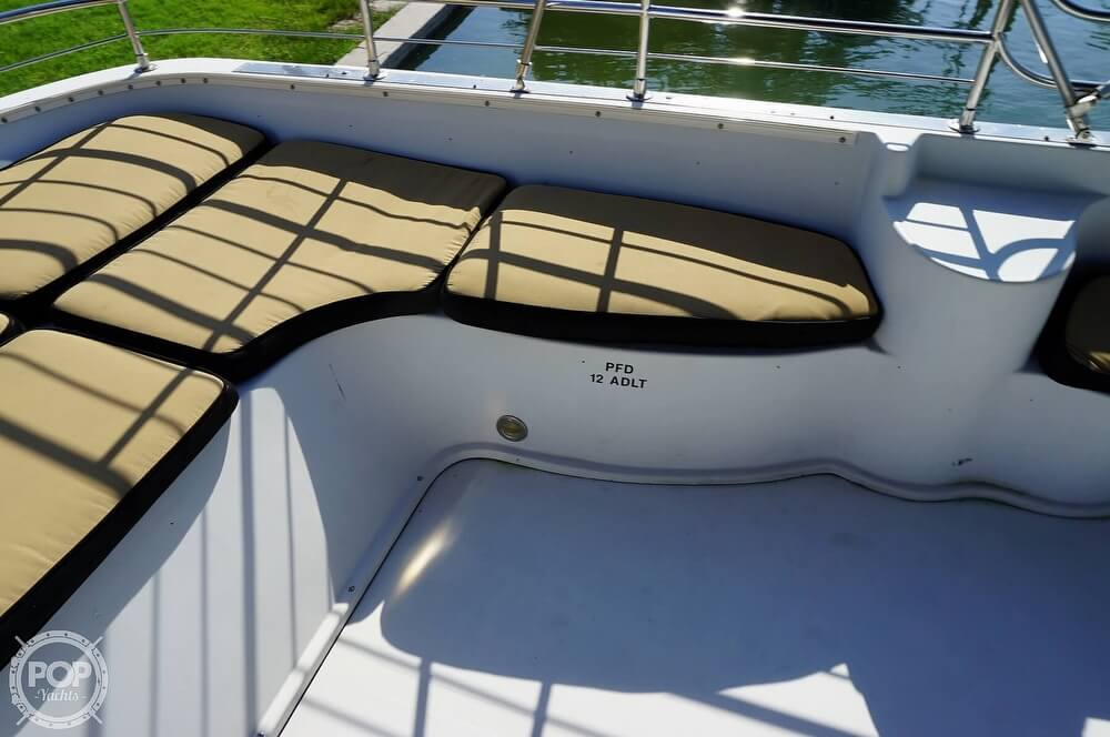 1992 Blue Water boat for sale, model of the boat is 55 & Image # 27 of 40