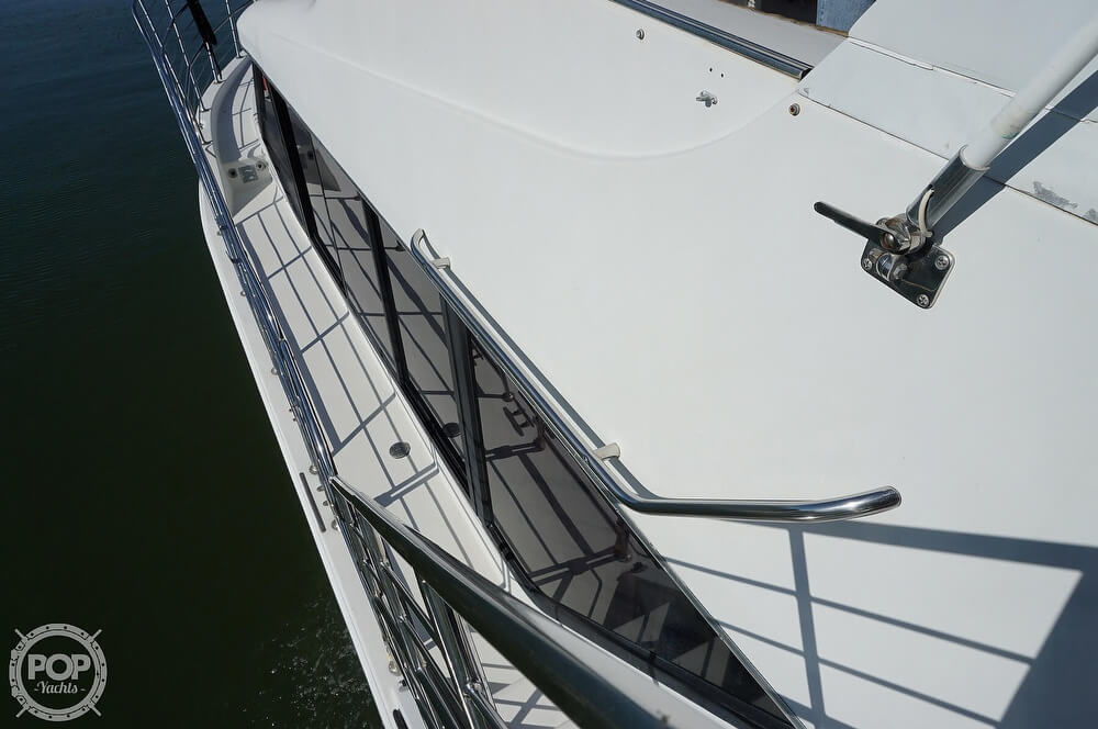 1992 Blue Water boat for sale, model of the boat is 55 & Image # 32 of 40
