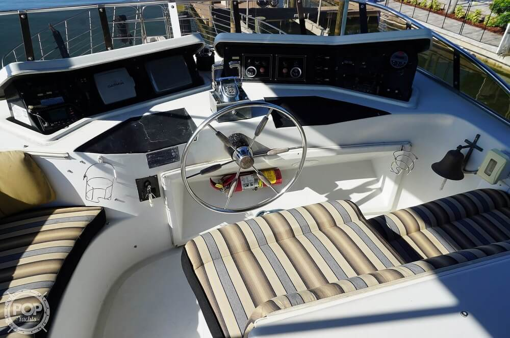 1992 Blue Water boat for sale, model of the boat is 55 & Image # 5 of 40