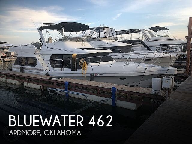 Used Bluewater Boats For Sale by owner | 1994 Bluewater 54