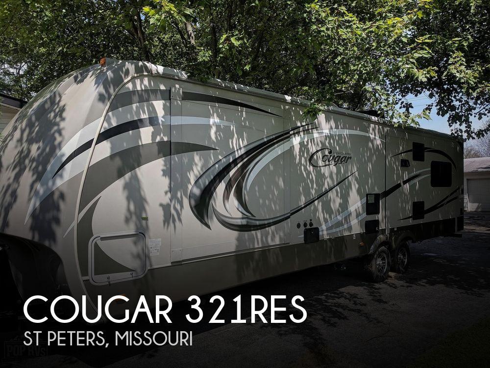 2012 Keystone Cougar 321RES