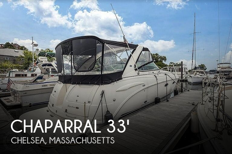Used Chaparral Signature Boats For Sale by owner | 2005 Chaparral Signature 330