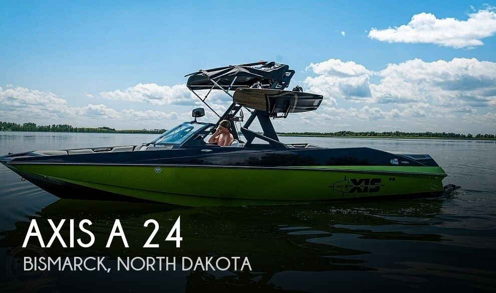 Used Axis Boats For Sale by owner | 2017 Axis A 24