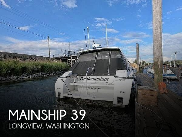 Used Mainship Boats For Sale by owner | 1990 Mainship 39