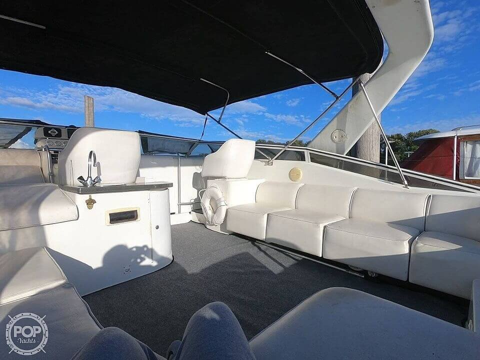 1990 Mainship boat for sale, model of the boat is 39 & Image # 2 of 40