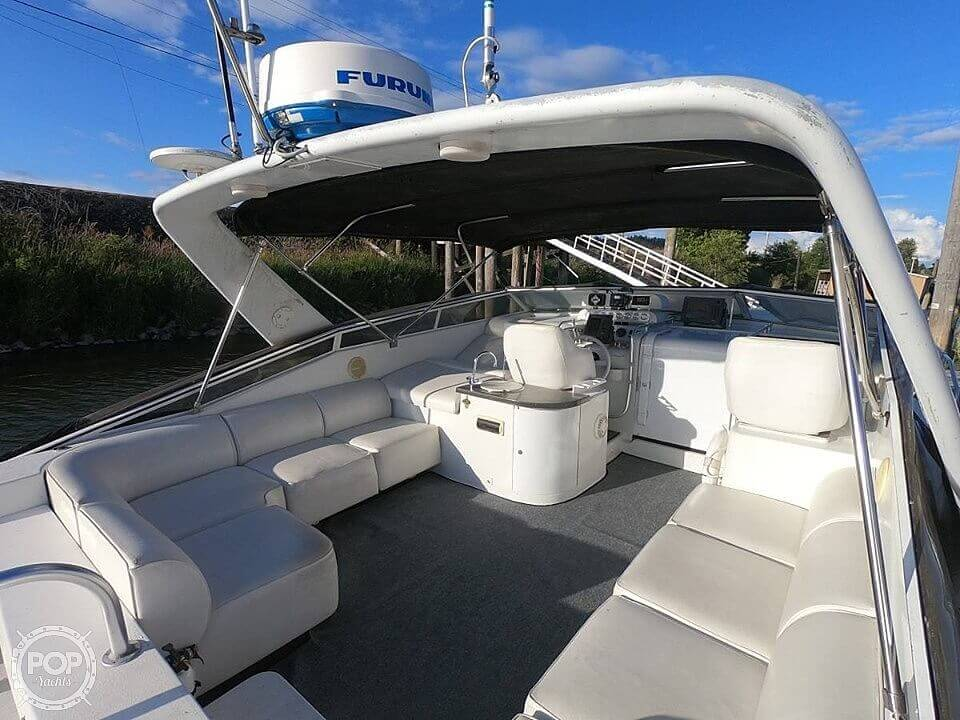 1990 Mainship boat for sale, model of the boat is 39 & Image # 4 of 40