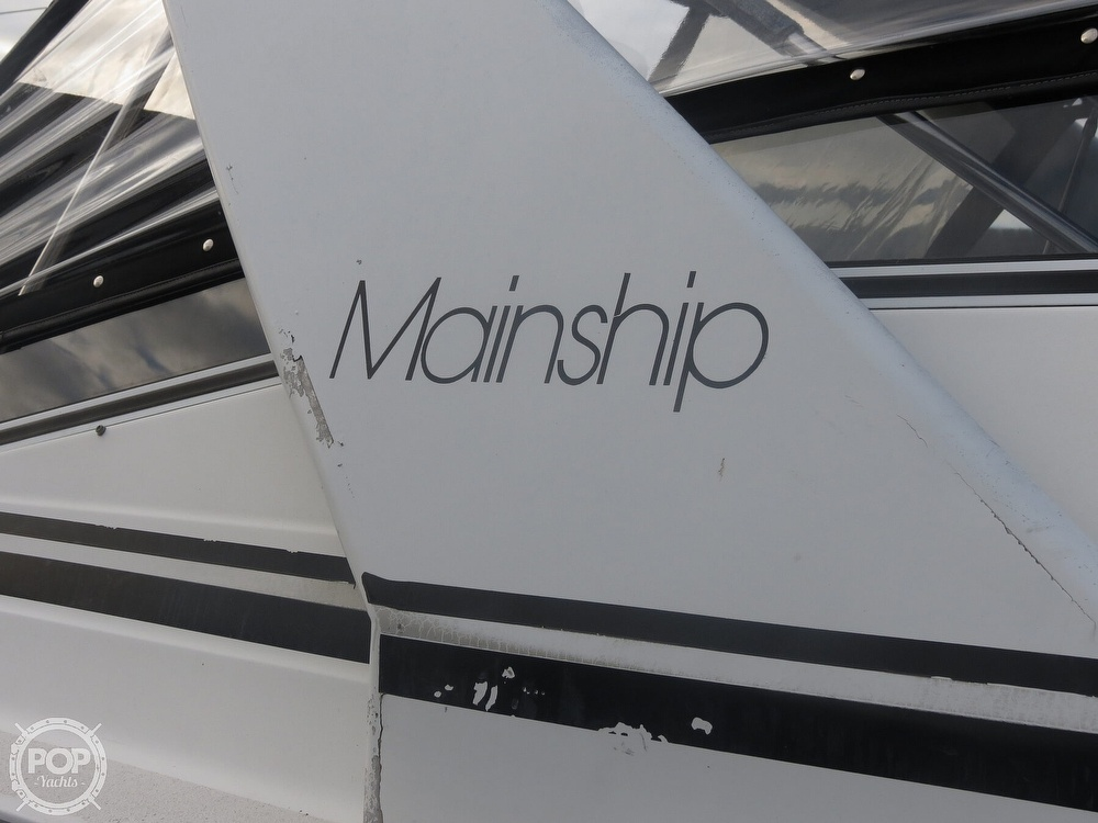1990 Mainship boat for sale, model of the boat is 39 & Image # 14 of 40
