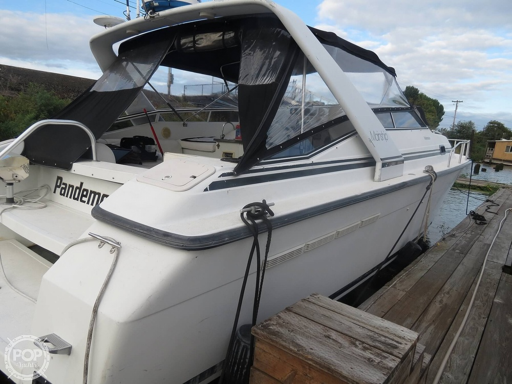 1990 Mainship boat for sale, model of the boat is 39 & Image # 15 of 40
