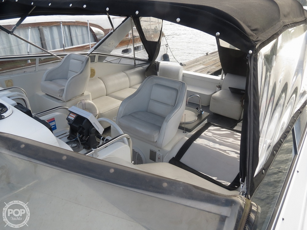1990 Mainship boat for sale, model of the boat is 39 & Image # 27 of 40