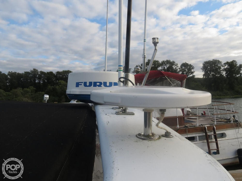 1990 Mainship boat for sale, model of the boat is 39 & Image # 30 of 40