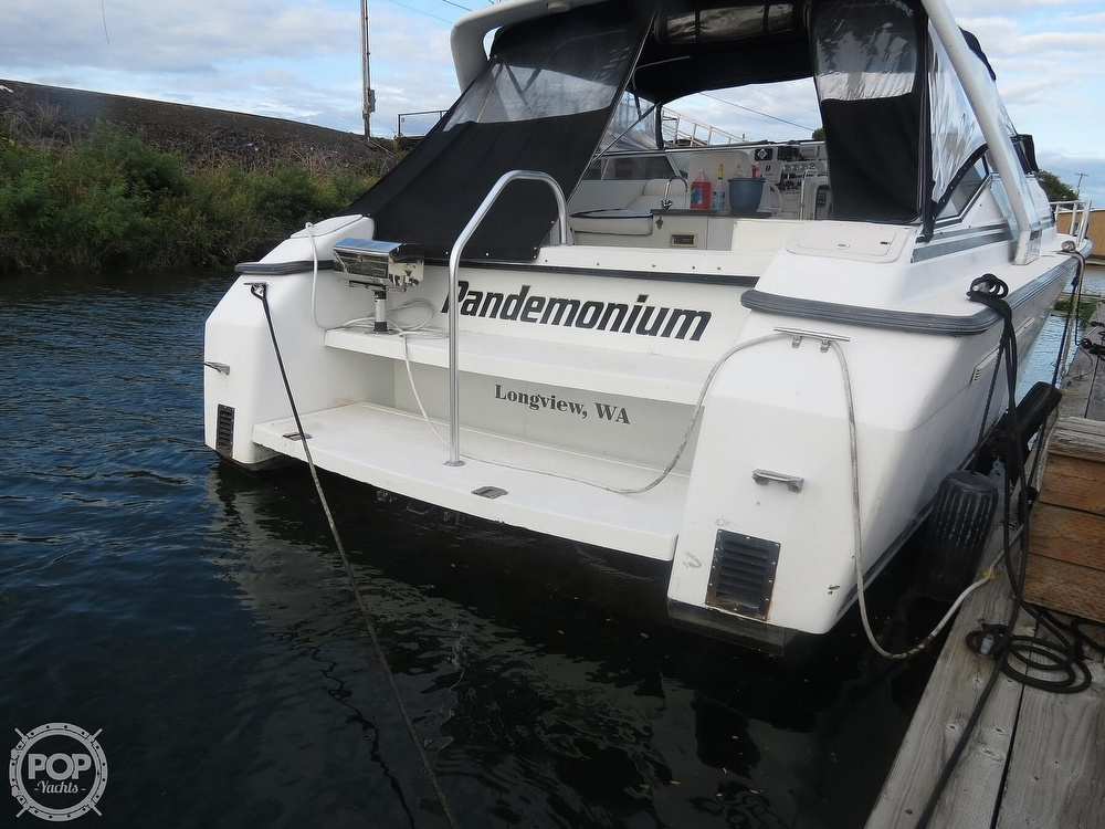 1990 Mainship boat for sale, model of the boat is 39 & Image # 17 of 40