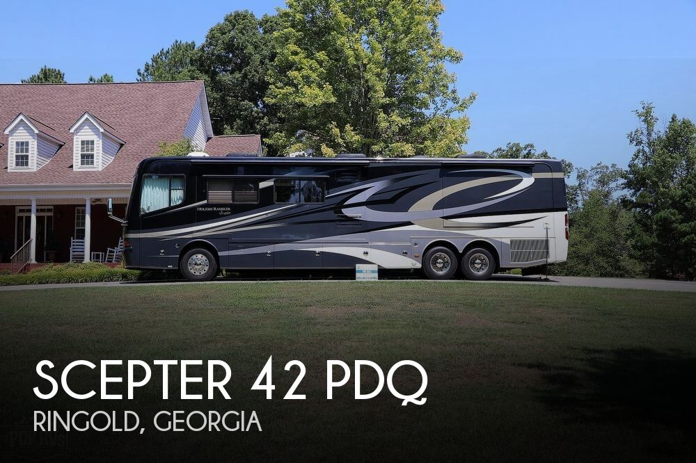 2009 Holiday Rambler Scepter 42 PDQ