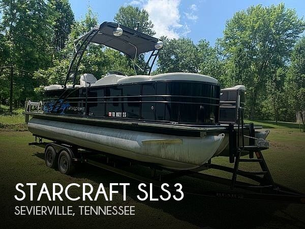 Used Boats For Sale in Asheville, North Carolina by owner | 2017 Starcraft SLS3