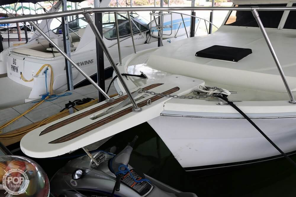 1984 Viking boat for sale, model of the boat is 35 Convertible & Image # 37 of 40