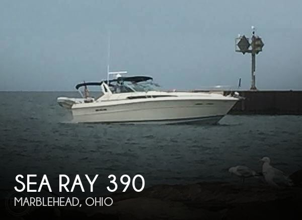 Used Sea Ray Boats For Sale in Ohio by owner | 1985 Sea Ray 39