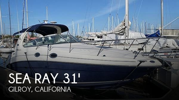 Used Boats For Sale in Santa Cruz, California by owner | 2005 Sea Ray Sundancer 280
