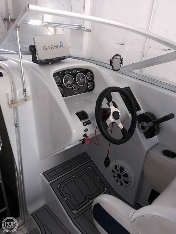 1993 Chris Craft boat for sale, model of the boat is concept 268 & Image # 6 of 29
