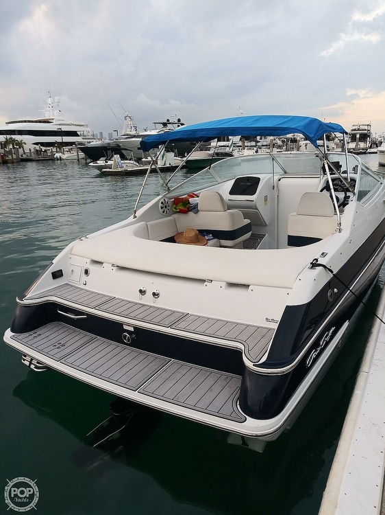 1993 Chris Craft boat for sale, model of the boat is concept 268 & Image # 11 of 29