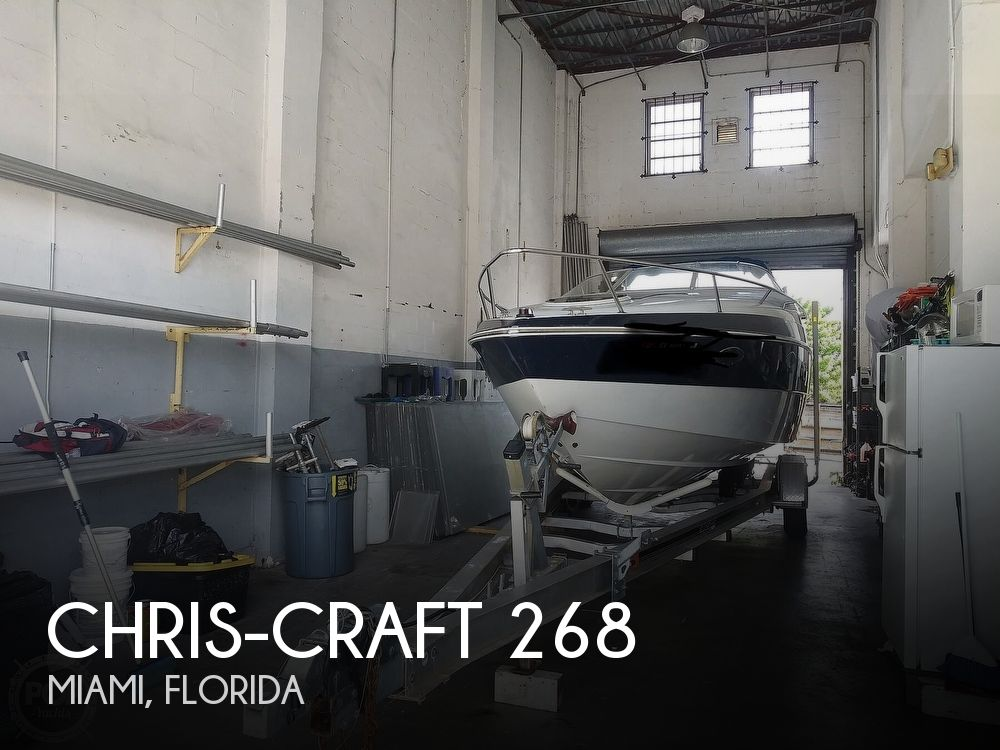 1993 Chris Craft boat for sale, model of the boat is concept 268 & Image # 1 of 29