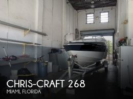 1993 Chris-Craft concept 268