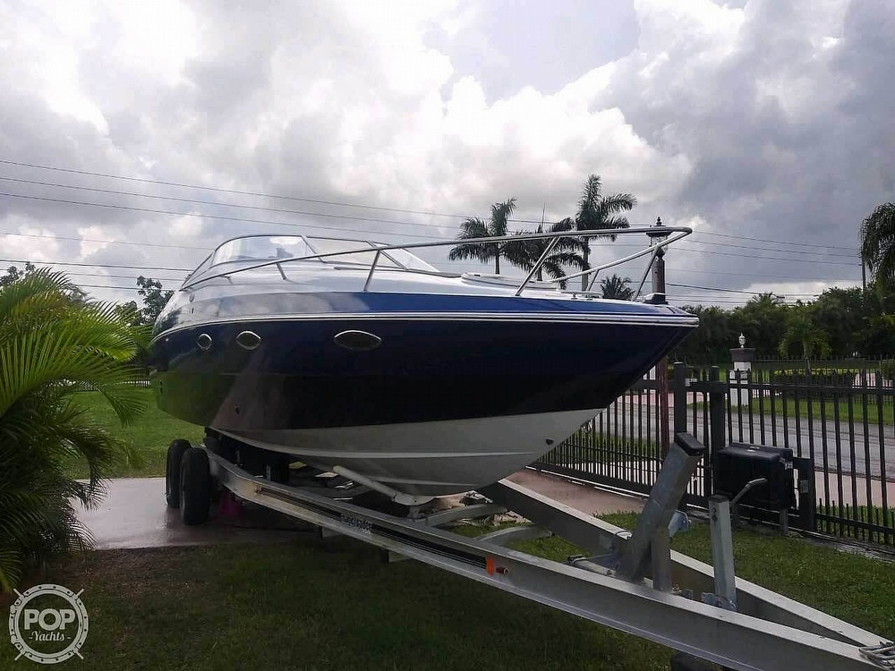 1993 Chris Craft boat for sale, model of the boat is concept 268 & Image # 20 of 29
