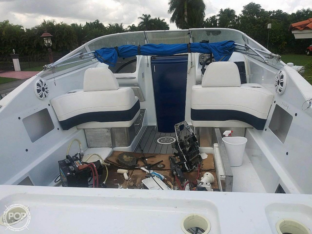 1993 Chris Craft boat for sale, model of the boat is concept 268 & Image # 24 of 29