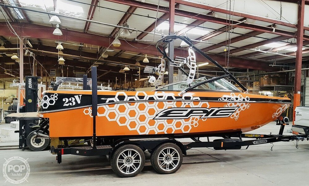 2017 Epic boat for sale, model of the boat is 23V & Image # 19 of 40