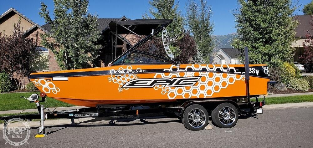 2017 Epic boat for sale, model of the boat is 23V & Image # 26 of 40