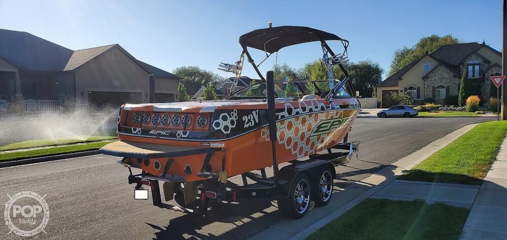 2017 Epic boat for sale, model of the boat is 23V & Image # 35 of 40