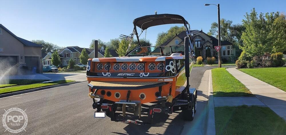 2017 Epic boat for sale, model of the boat is 23V & Image # 36 of 40