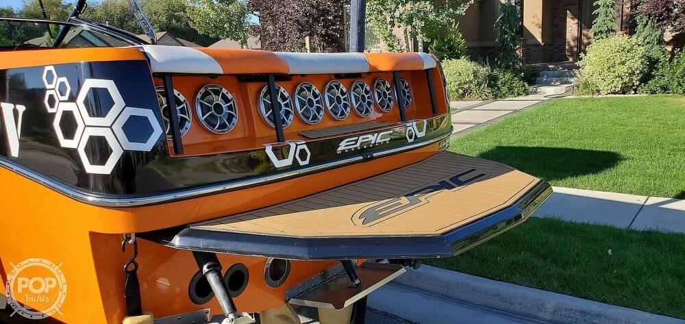 2017 Epic boat for sale, model of the boat is 23V & Image # 38 of 40