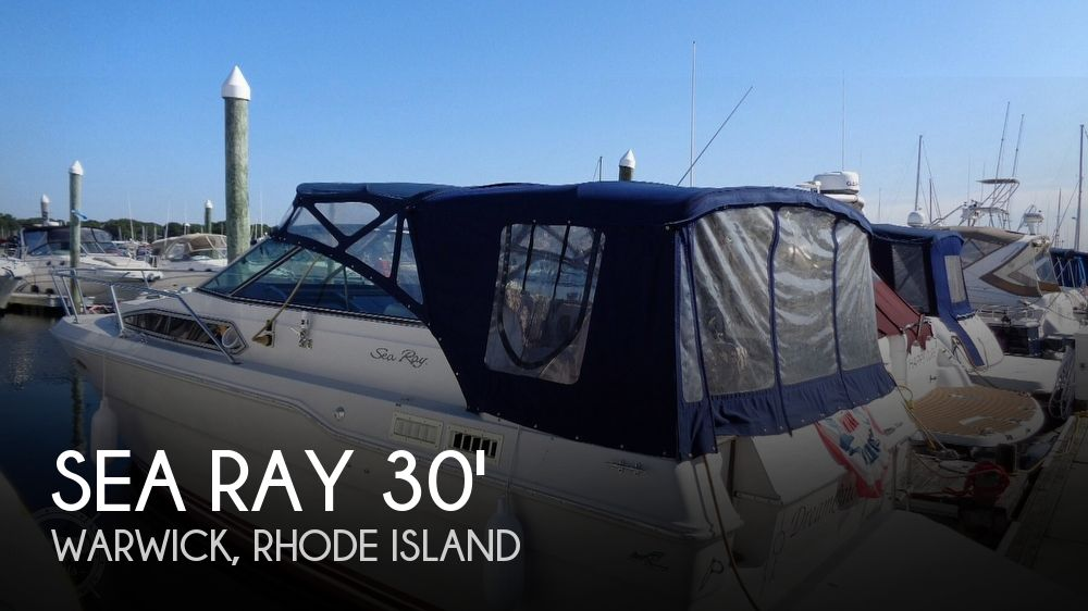 Used Sea Ray 300 Weekender Boats For Sale by owner | 1987 Sea Ray 300 Weekender