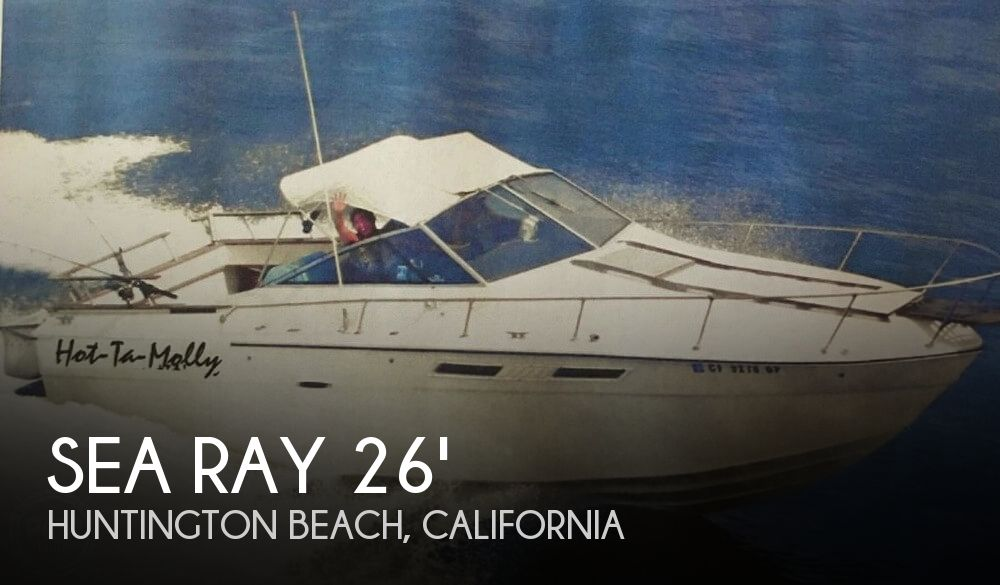 Used Sea Ray 26foot Boats For Sale by owner | 1979 Sea Ray 26foot